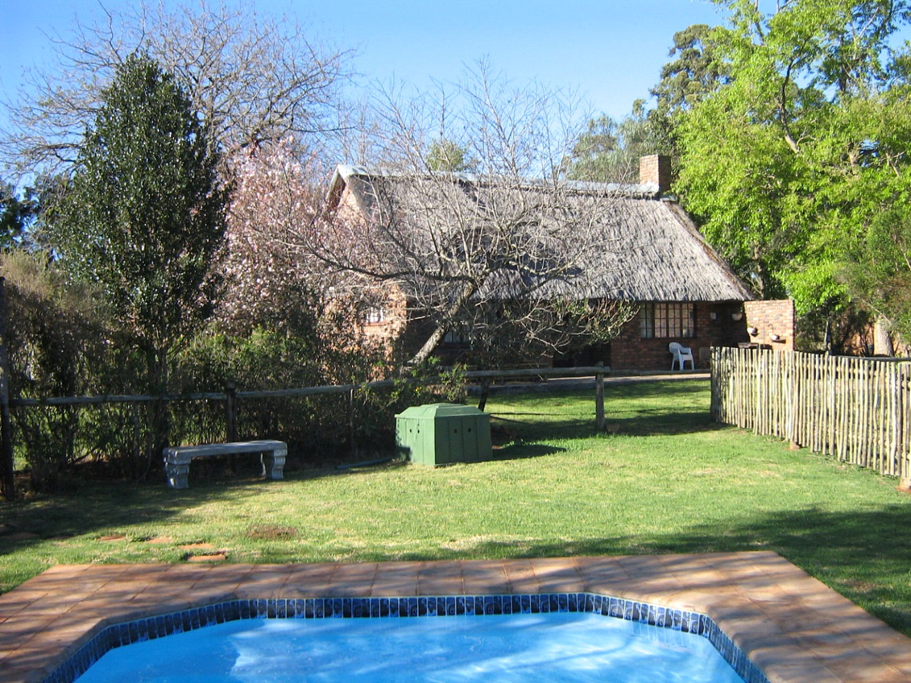 croft cottages escape route stutterheim