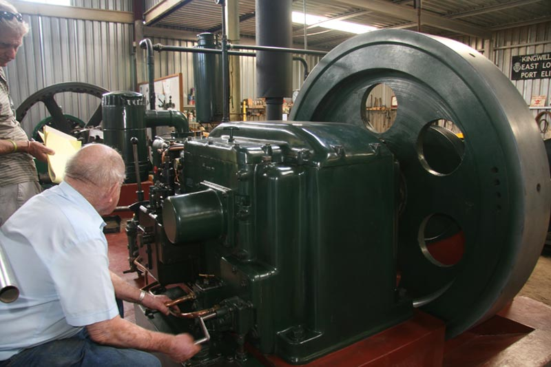stationary engine museum stutterheim
